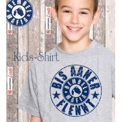 """Bembel Mafia """"KIDS Flenner"""" T-Shirt"""