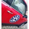 "2 x BEMBEL MAFIA Auto-Aufkleber 45cm ""TOP"""